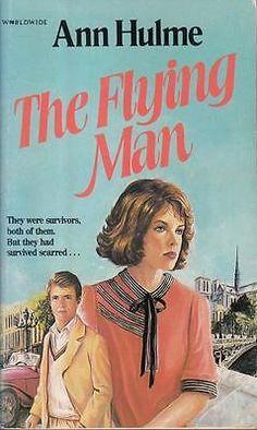 Flying Man - Ann Hulme - Worldwide - Good - Paperback