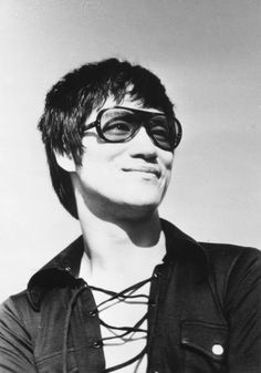 Portrait of Bruce Lee, 1960s