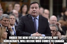 Kenney heckle asks for English to English translation