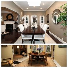 ~  Home renovation - before and afters  ~