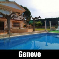 Ferienhaus Santa Susanna Costa Maresme Villa Spanien Geneve