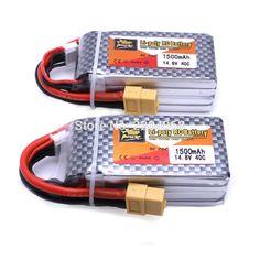 $32.00 (Buy here: https://alitems.com/g/1e8d114494ebda23ff8b16525dc3e8/?i=5&ulp=https%3A%2F%2Fwww.aliexpress.com%2Fitem%2F2PCS-14-8V-1500mAh-4S-40C-XT60-plug-lipo-battery-RC-helicopter-r-airplane-FPV-rc%2F32708730961.html ) 2PCS 14.8V 1500mAh 4S 40C XT60 plug lipo battery RC helicopter r airplane FPV rc toy parts Free shippingmini quadcopter drone  for just $32.00