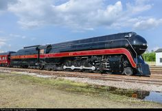 RailPictures.Net Photo: NW 611 Norfolk & Western Steam 4-8-4 at Spencer, North Carolina by Matt Donnelly