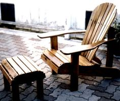 Free Plans to Help You Build an Adirondack Chair: Multi-Grip's Free Adirondack Chair Plan