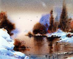 LaVere Hutchings WATERCOLOR