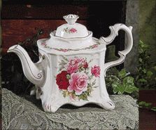 I have this tea pot...