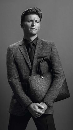 """""""Real luxury is understanding quality, and having the time to enjoy it."""" - G. Bruce Boyer #HugoBoss #TheProFashionalOne"""