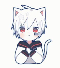 Chibi Boy, Cute Chibi, Anime Chibi, Kawaii Anime, Sanrio Characters, Anime Characters, Anime Cat Boy, Cute Pokemon Wallpaper, Vocaloid