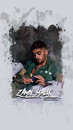 Zayn Malik  Lockscreen Edit by -:•FKEditslockscreen•