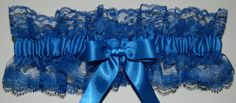 Wedding Garter Super Store  - Royal Blue Lace Garter, $13.99 (http://www.weddinggartersuperstore.com/royal-blue-lace-garter/)