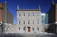 Southern Ireland - The Hugh Lane Gallery, officially Dublin City Gallery The Hugh Lane, houses a collection of modern and contemporary Irish and international art and is located in Charlemont House on Parnell Square, Dublin. Southern Ireland, City Gallery, Dublin City, Places Ive Been, Modern, Contemporary, Mansions, Nice, House Styles