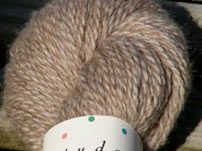 Icelancic - fawn undyed