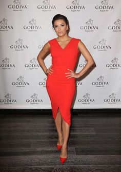 Eva Longoria Celebrates Valentine's Day With Godiva Featuring: Eva Longoria Where: Glendale, California, United States When: 04 Feb 2016 Credit: FayesVision/WENN.com