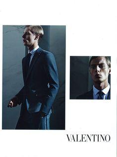 Valentino  Spring/Summer 2014 Menswear Campaign