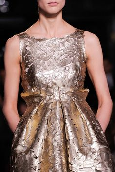 What Margaery Tyrell would wear, Giles Deacon