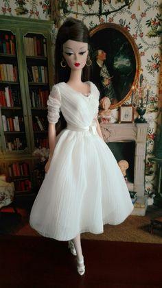 Silkstone Barbie Lingerie 2