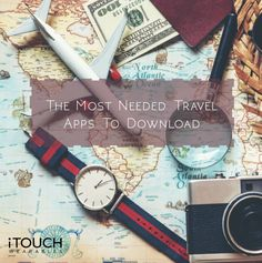 Did you ever think about using travel apps to make your trip easier? Do you even know where to start? Where good news for you, we got the mini guide for you! Here are the most needed travel apps to download for your next trip. Click here to find out more! Good News, How To Find Out, Travel Destinations, Places To Go, Traveling, Apps, Make It Yourself, Mini, Places To Travel
