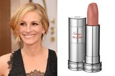 Julia Roberts Lipstick she wore at 2014 Oscars-- Julia Roberts kept it simple and classic with a swipe of Lancome Rouge in Love in Delicate Lace ($28.50, lancome-usa.com).