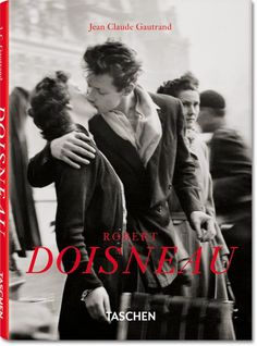 Beautiful book of Doisneau. TASCHEN Books. National Photomuseum Rotterdam presents a large retrospective of the renowned French photographer. Master Street Photographer. Rotterdam June 1st till September 1 st 2013.