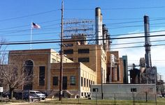 Vineland's Power Plant