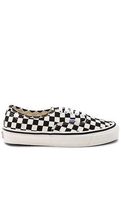 cd02a0fa2b Shop for Vans Authentic 44 DX in Black   Check at REVOLVE. Free day  shipping and returns
