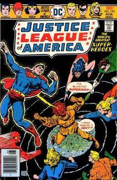 Justice League of America #133 (1976)