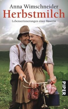 Herbstmilch - a wonderful film from 1988 telling the autographical story of Anna Wimschneider, based on the novel of the same name. Thriller, Books To Read, My Books, Francis Ford Coppola, Kino Film, World Of Books, Dvd Blu Ray, Book Authors, Great Movies