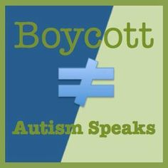 """People Magazine's """"Crusading Against Autism"""" Article: The Same Archaic, Depressingly Consistent Rhetoric We Have Come to Expect From Autism Speaks – #BoycottAutismSpeaks 