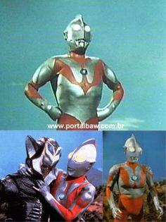 Ultraman 1966 TV Series