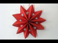 Manualidades para decorar - Estrella - Star