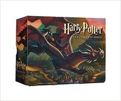 Harry Potter Paperback Box Set (Books 1-7): J. K. Rowling, Mary GrandPre: 9780545162074: AmazonSmile: Books