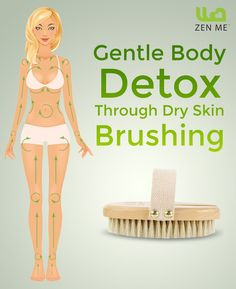 Moreover, you can also establish cellulite if you don't exercise sufficient or if you do not view what you eat really carefully. Food abundant in carbohydrates, fats, and low-fiber food increase fat storage in the body and causes cellulite. Benefits Of Dry Brushing, Dry Body Brushing, Reduce Cellulite, How To Exfoliate Skin, Peeling, Body Detox, Body Treatments, Tips Belleza, Massage
