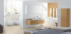 Phòng tắm cảm hứng từ Villeroy & Boch