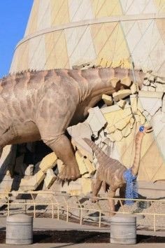 One of the nation's top #family #destinations The #Dinosphere 3000 N. Meridian St Indianapolis, IN