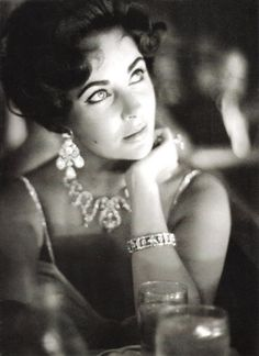 'I've never thought of my jewellery as trophies. I'm here to take care of it and to love it, for we are only temporary custodians of beauty.' - Elizabeth Taylor