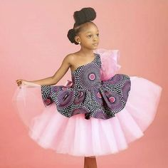 Ankara styles are one of the best common African clothing trends for both men and women of all ages, which it is not that surprising that Ankara Baby African Clothes, African Dresses For Kids, Latest African Fashion Dresses, African Print Dresses, African Print Fashion, Africa Fashion, African Prints, Dresses For Children, Clothes For Children