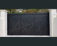 Gate Wall Design, Front Gate Design, Main Gate Design, House Gate Design, Room Door Design, Gate Designs Modern, Modern Fence Design, Best Modern House Design, Modern Exterior House Designs