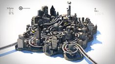 Econews Ident by Anthimos Xenos. Animated intro for an enviromental Tv show. Featuring ecology and environment news.