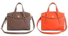 The Marc by Marc Jacobs Kitty St. James Leather Satchel