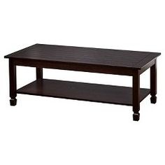 Ethan Coffee Table - Brown