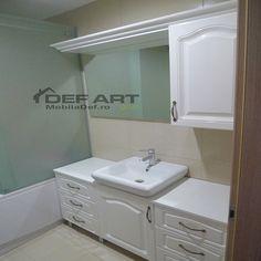 Mobilier baie rustic Double Vanity, Bathroom, Bath Room, Bathrooms, Bath, Bathing, Bathtub, Toilet