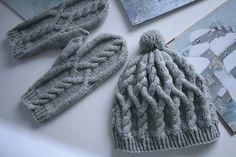 gorgeous knitting from luminen elina