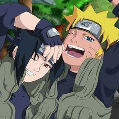 sasuke and naruto Sasunaru, Naruto Uzumaki Shippuden, Narusasu, Boruto, Naruto And Sasuke, Anime Naruto, Anime Manga, Itachi, Anime Boys
