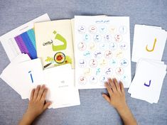 Persian / Farsi Alphabet Learning Set