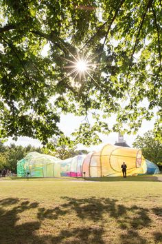 Gallery - SelgasCano's Serpentine Pavilion / Images by Laurian Ghinitoiu - 8