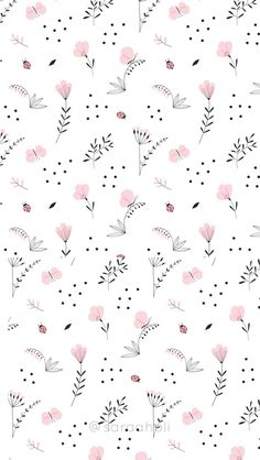 Wallpaper Pastel Simple 17 Ideas For 2019 Wallpaper Pastel, Flowers Wallpaper, Plant Wallpaper, Iphone Background Wallpaper, Cellphone Wallpaper, Aesthetic Iphone Wallpaper, Screen Wallpaper, Aesthetic Wallpapers, Phone Wallpaper Cute