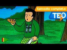 TEO (Español) - 30 - Teo come en el campo - YouTube