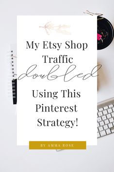 Etsy shop traffic with pinterset strategy Web Design, Email Design, Sell On Etsy, My Etsy Shop, Etsy On Sale, Starting An Etsy Business, Craft Business, Business Tips, Business Planning