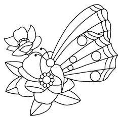 borboleta-rosa-desenho