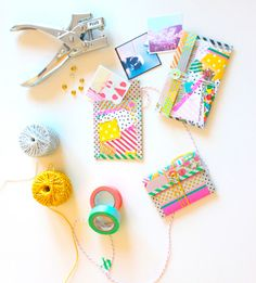 packaging and gift wrap supplies Creative Desk and Craft Storage